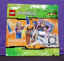 Lego Ninjago 5000030 Kendo Jay Booster Pack Polybag Factory Sealed