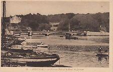 Carte Postale - Audierne / Le Nouveau Pont et la Routede Quimper