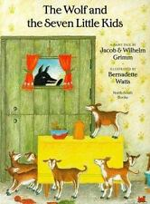 North-South Paperback: The Wolf and the Seven Little Goats by Jacob Grimm and...
