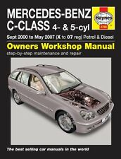 Mercedes-Benz C-Class Service and Repair Manual (Haynes Service and Repair Manu.