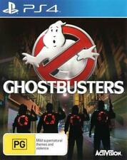 Ghostbusters PS4 Playstation 4  AU Pal Brand New & Sealed