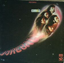 DEEP PURPLE ~FIREBALL~1st PRESS~TEXTURED G/FOLD~SHVL 793I~1971 UK LP~VINYL~EX