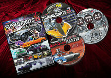 Official Street Machine SUMMERNATS 29 DVD! 3 Disc Set