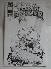 Tomb Raider Black & White 1 Variant-Cover Top Cow Image Comics Sun 2