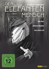 DER ELEFANTENMENSCH David Lynch ANTHONY HOPKINS John Hurt DVD Neu