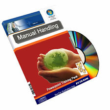 MANUAL HANDLING LIFTING HEALTH SAFETY TRAINING COURSE
