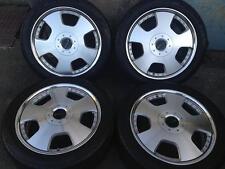 Felgen wheels FORGED SSR Vienna Dish 2 R19 5x114,3 J8 ET44 Made in Japan PREMIUM