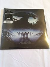 SDCC 2015 Aliens Soundtrack Vinyl LP Power Loader Yellow James Horner Mondo New