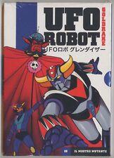 UFO ROBOT GOLDRAKE Gazzetta dello Sport Vol. 09 nuovo sigillato - DVD 227