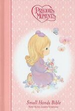 Precious Moments Holy Bible by Thomas Nelson Publishing Staff (2009, Hardcover)
