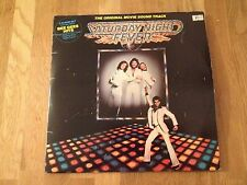 Saturday Night Fever - BeeGees - Double LP - John Travolta