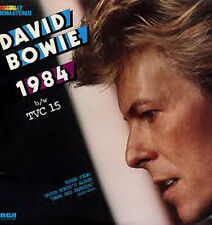 David Bowie, 1984 / TVC 15, NEW/MINT U.S. promo 12 inch vinyl single