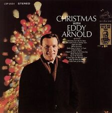 "EDDY ARNOLD, CD ""CHRISTMAS WITH EDDY ARNOLD""  NEW SEALED"