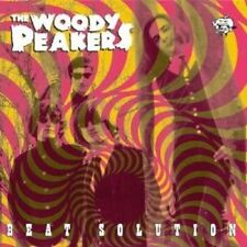 Woody Peakers,The - Beat Solution  CD Neuware