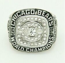 1985 CHICAGO BEARS SUPER BOWL CHAMPIONSHIP REPLICA RING