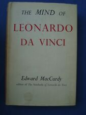 MAC CURDY-THE MIND OF LEONARDO DA VINCI-LONDON 1952