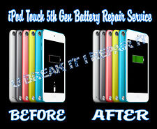 iPod Touch 5th Generation Battery Repair Service
