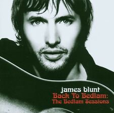 "JAMES BLUNT ""BACK TO BEDLAM-THE B..."" CD+DVD NEU !!!"