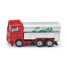 Siku 1331 Scania Milk collecting wagon red model car new! °