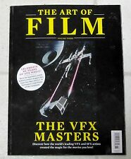ART OF FILM Volume 3 VFX MASTERS 178 Pg IMAGINE FX Special Edition BOOK 2016 New