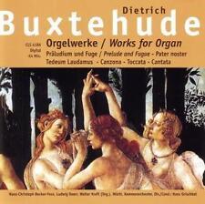 Buxtehude - Orgelwerke