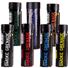 NEW! Enola Gaye WIRE PULL (Photo & Video) Smoke Grenades - w/All Colors (7 Pack)