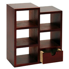 Japanese Lacquer Wooden Display shelf TANSU Mini Chest Drawer/Made in Japan