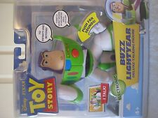 "DISNEY PIXAR TOY STORY BUZZ LIGHTYEAR ELECTRONIC DELUXE TALKING FIGURE 6"" *NEW"