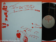 F - WORD ! -  LIVE  Like It Or Not   LP  Posh Boy  PBS-101   2. pressing 1980