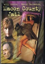Macon County Jail (DVD, 2003) Ally Sheedy, David Carradine BRAND NEW