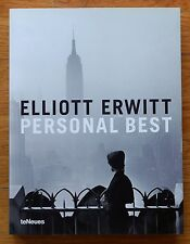 SIGNED - ELLIOTT ERWITT - PERSONAL BEST 1ST SOFTCOVER EDITION 2009 - FINE COPY