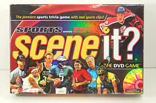 Scene It Sports Edition DVD/HD Video Game ESPN Trivia Game Real Clips