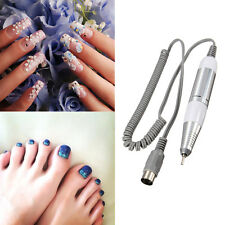 Electric Acrylic Nail Drill File Bit Pedicure Manicure Machine Replacement Pen