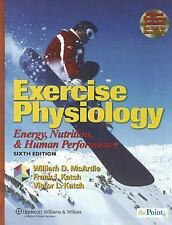 Exercise Physiology: Energy, Nutrition, & Human Performance (6th Ed., Hardcover)