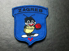 PATCH - Croatia Zagreb - Basketball Club Zagreb - MRAVI