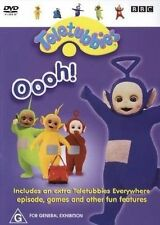 Teletubbies - Ooh! (DVD, 2003)