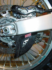LightSpeed - 351-00934 - Carbon Fiber Rear Caliper Guard w/ Air Scoop`