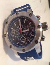 TW924 Tw Steel Yamaha Racing Watch, Nuevo En Caja