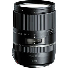 Tamron 16-300mm F3.5-6.3 Di II PZD Macro Lens in Sony A Fit