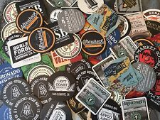 12 Craft Beer Coaster Lot Mostly From Southern California - Brewery - Micro
