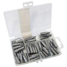 CT3790 50PC 25mm NO.2 PZ2 pozi lecteur tournevis perceuse bits set & case