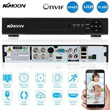 KKMOON 4CH Channel Full 1080N/720P AHD DVR HVR NVR HDMI P2P Video Recorder N8C2