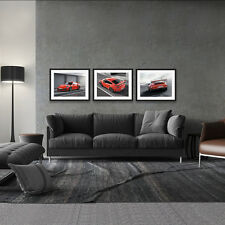 PORSCHE 911 TURBO GT3 RS AUTOMOTIVE LARGE HD POSTER ART 3-PACK 18x24 in