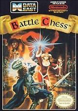 Battle Chess Nintendo Entertainment System NES *FAST FREE SHIPPING