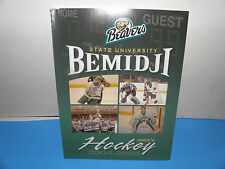 NCAA Bemidji State Beavers Mens Hockey 2004-05 Media Guide