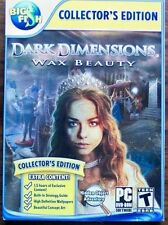 Dark Dimensions: Wax Beauty - PC, Very Good Windows 2000, Windows Me, Window Vid