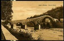 1920 - Borgo a Mozzano - Ponte del Diavolo