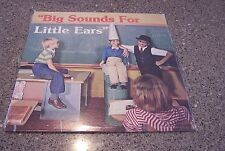 Wally Laxson Big Sounds For Little Ears SEALED NM LP K&K ENTERPRISES ATHENS, AL