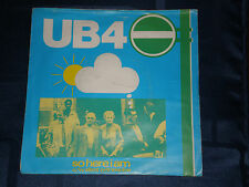 "UB40 - SO HERE I AM - 1982 PICTURE SLEEVE 7"" SINGLE - DEP INTERNATIONAL LABEL"
