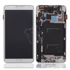 Big SBI White LCD Touch Digitizer Screen for Samsung Galaxy Note 3 SM-N9005 LTE